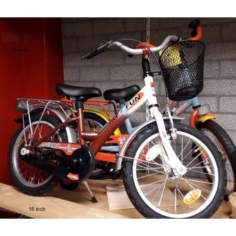 meisjes fiets, 16 inch