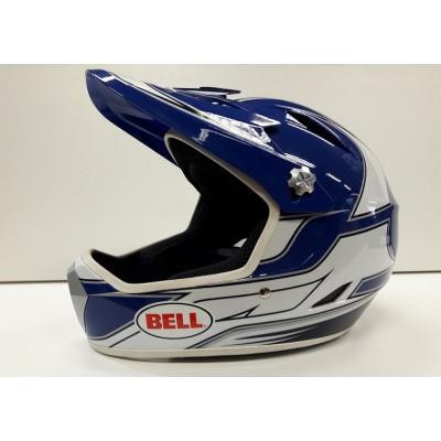 helm bell blauw
