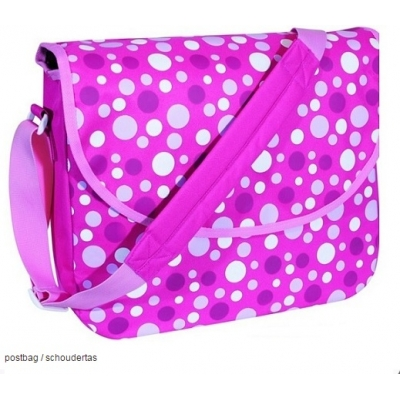 Fast Rider dots roze