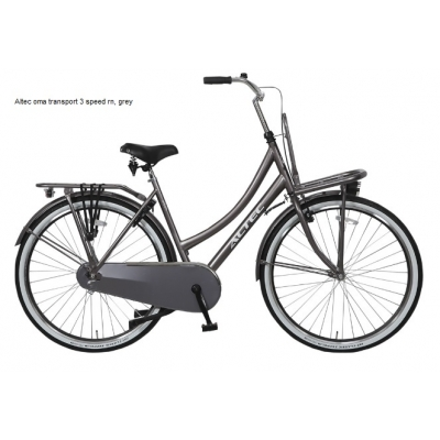 Altec transport fiets , Grey