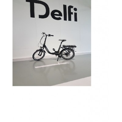 Delfi Easy E-Bike vouwfiets