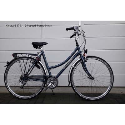Faillissement Kynast dames fiets, 24 speed
